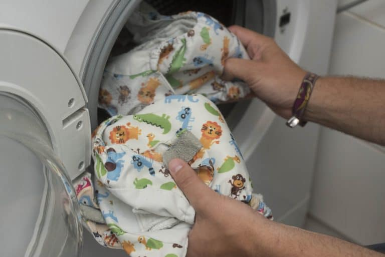 How to Wash Cloth Diapers? (Step-by-Step Guide)