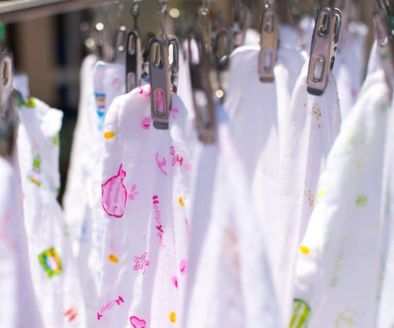 Hand Washing Cloth Diapers: Step-by-Step Guide (2021)